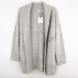 NWT Jack by BB Dakota cuffing season cardigan